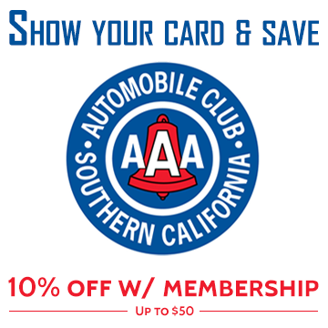 Triple-A Membership Discount